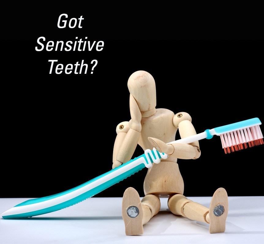 آیا شما هم دندانهای حساس دارید؟