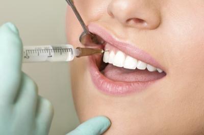 بی حس کننده در دندانپزشکی