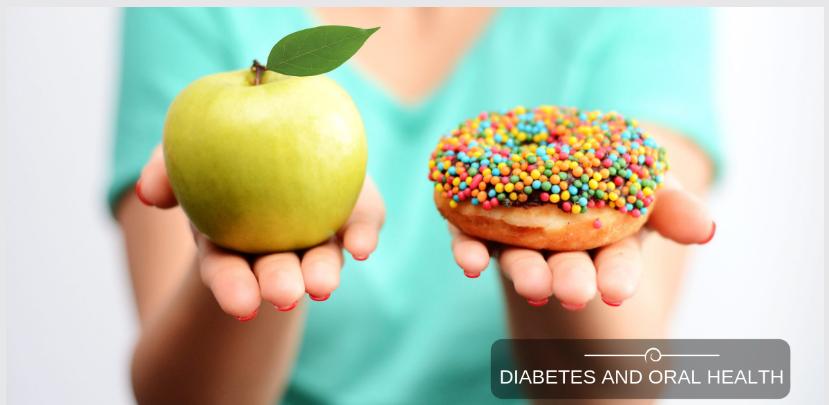 دیابت و مراقبت های دندانی