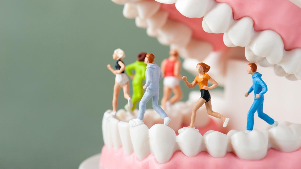 دندانپزشکی ورزشی