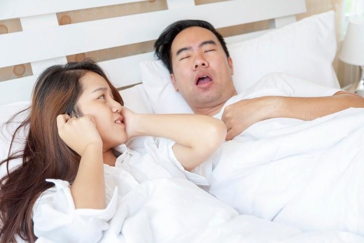 آپنه انسدادی خواب یا وقفه تنفسی خواب